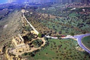 Agrigento-valle-dei-templi-panoramica-aerea