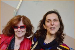 Isabella Puliafito e Annalisa Corrado