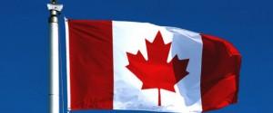 Canada - Quebec - Canadian Flag