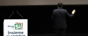 Matteo Renzi chiude in Calabria la campagna per il referendum